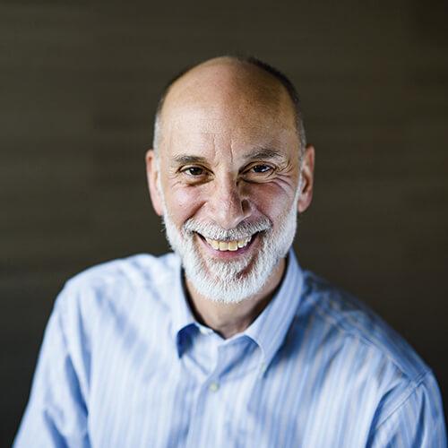Our Periodontics expert, Dr. Pasquinelli smiling