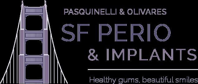San Francisco Periodontics Mobile Logo